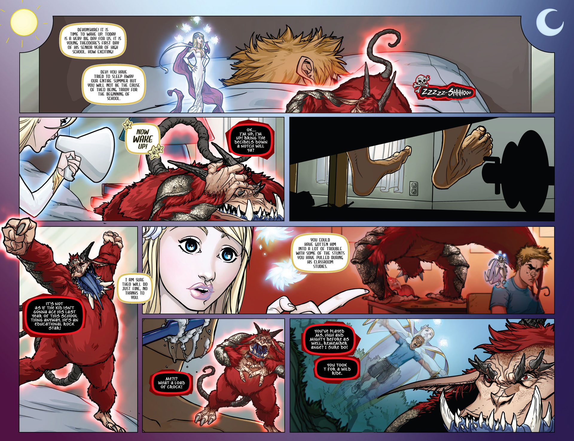 Read online Shrugged (2013) comic -  Issue #1 - 5