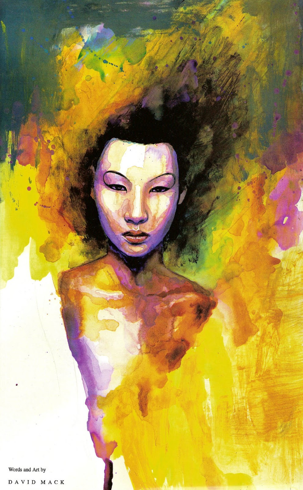Read online Kabuki: Reflections comic -  Issue #6 - 3