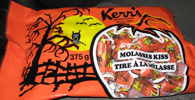 Where To Buy Kerr S Orange And Black Wrapper Halloween