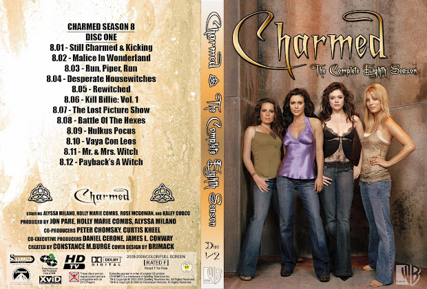 Who Starred In Charmed Malice In Wonderland - Year of Clean