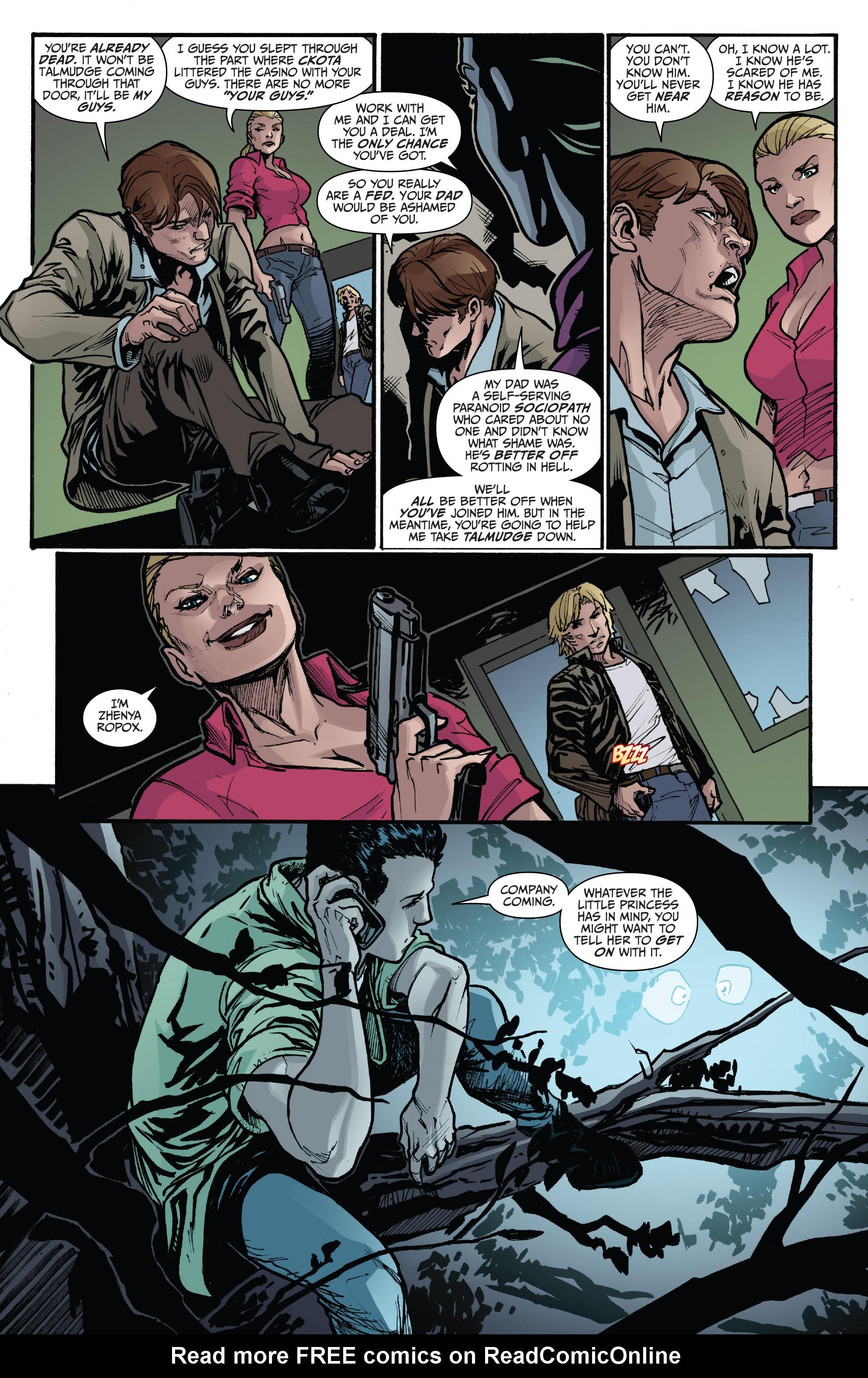 Read online 3 Guns comic -  Issue #6 - 16