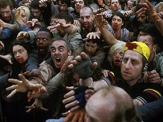 Swine Flu Scare leads to Zombie Mutations! WTF?!