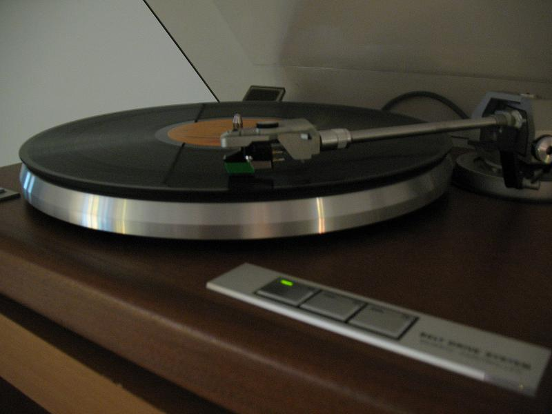 6th Street Bridge: Review: Dual CS5000 turntable