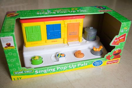 Madaboutdigit Room Clearout Fisher Price Sesame Street
