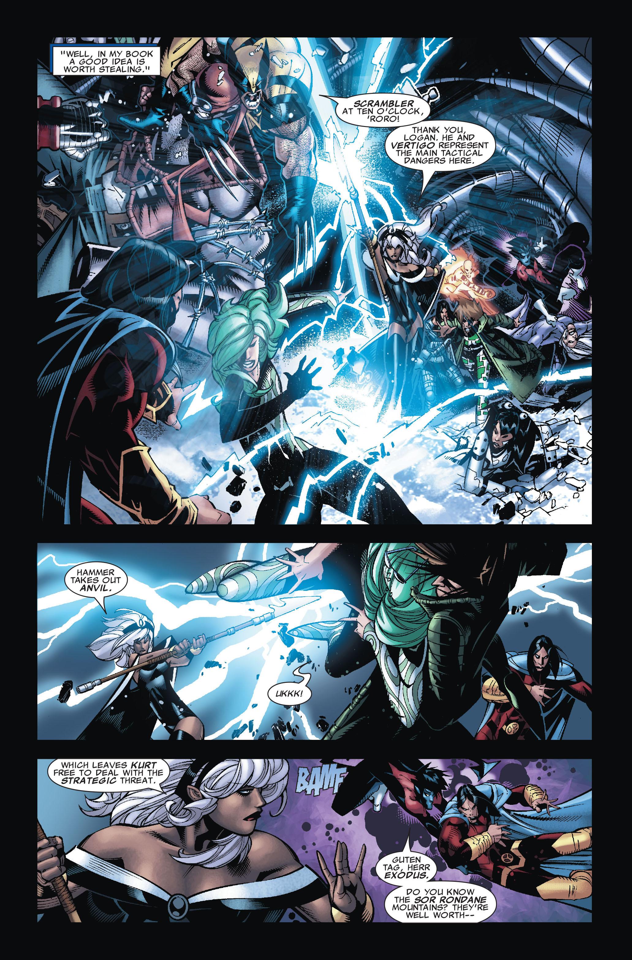 X-Men (1991) 205 Page 6