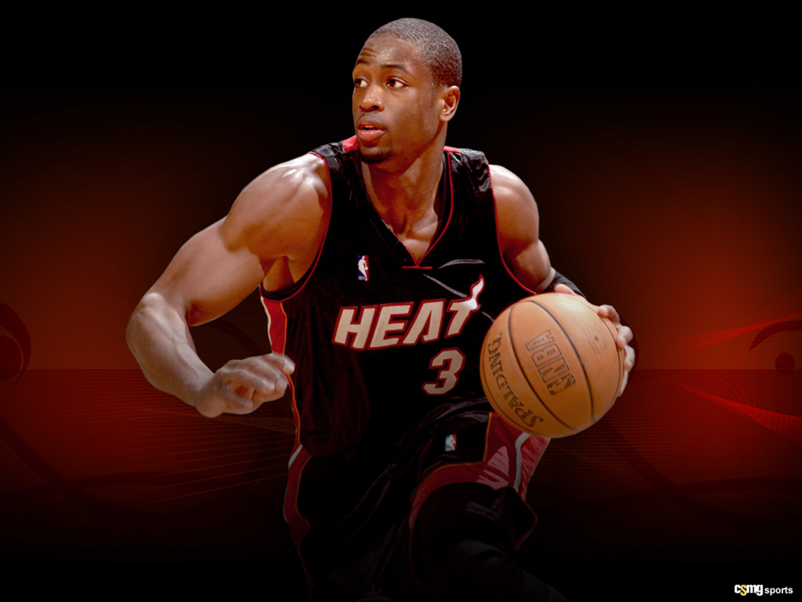 Wallpapers DWYANE WADE NBA TSEBA