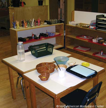 NAMC parent education orientation tips for montessori teachers community classroom
