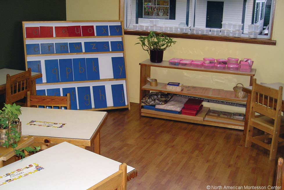 NAMC montessori prepared environment classroom six aspects explained