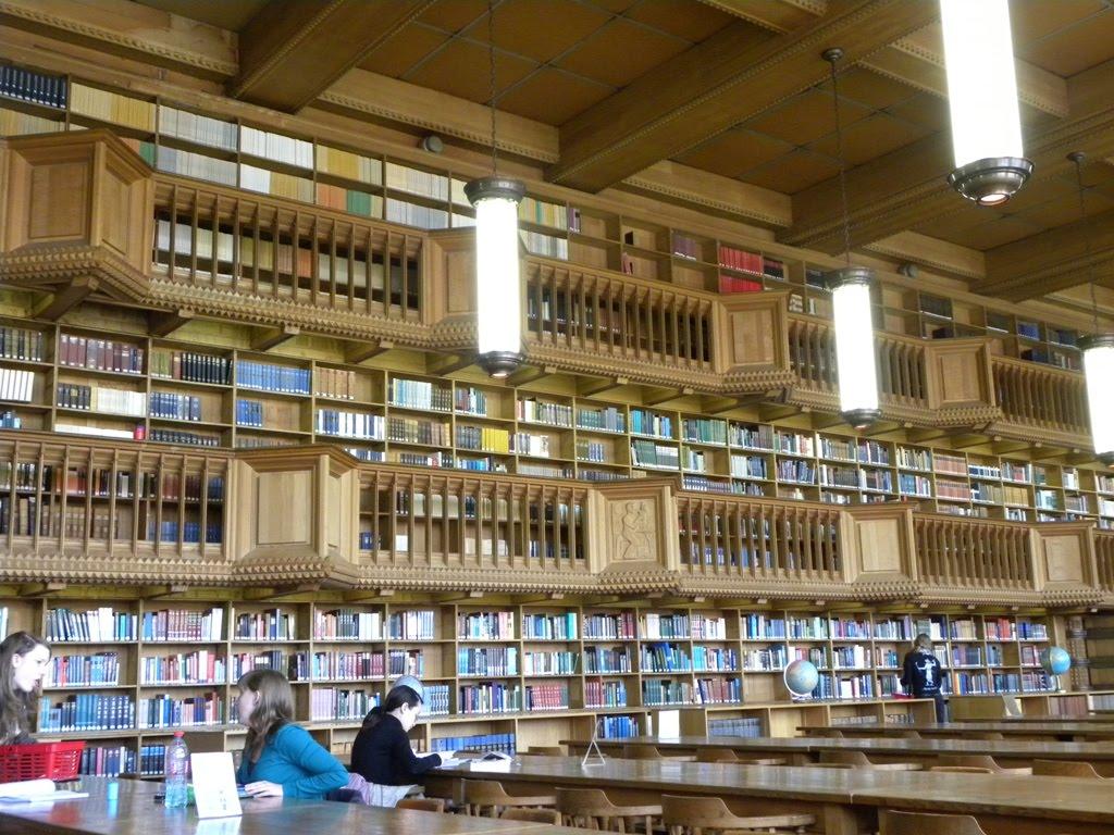 bibliotheek new york