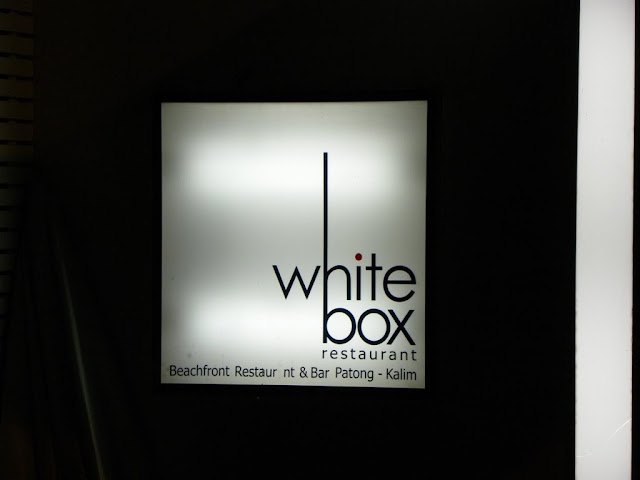White Box Restaurant Patong Phuket