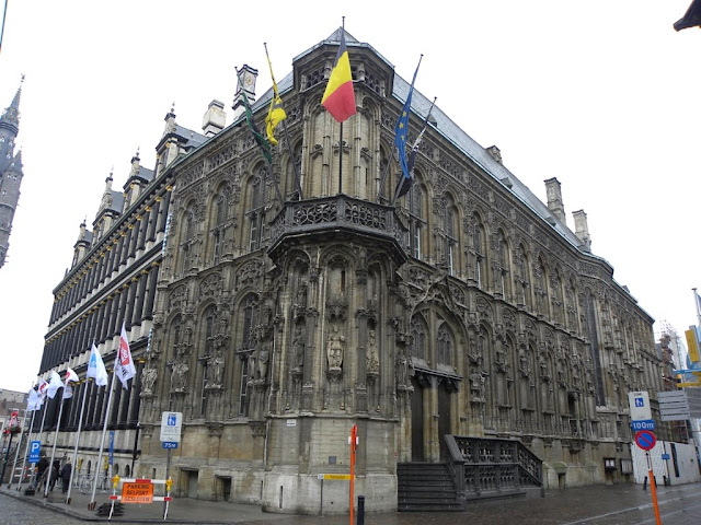 Demuinck Pardon Gent Stadhuis City Hall