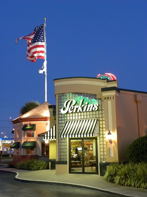 Perkins Baky and Restaurant Orlando