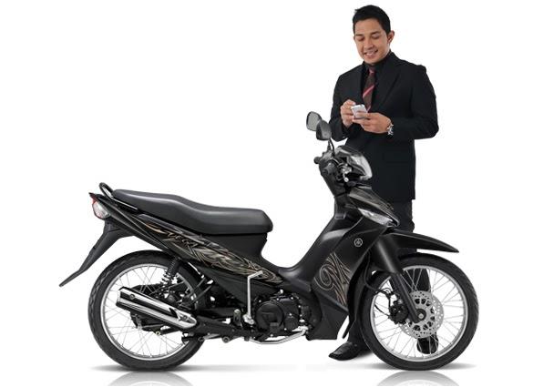 Motorcycle: Yamaha Vega ZR