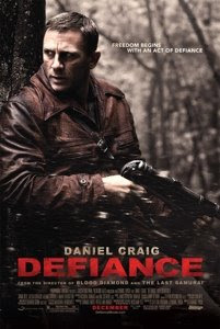 Is it Daniel Craig or Vladimir Putin starring in Dafiance? I wonder...