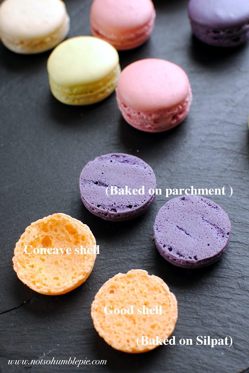 Not So Humble Pie Macaron 101 French Meringue