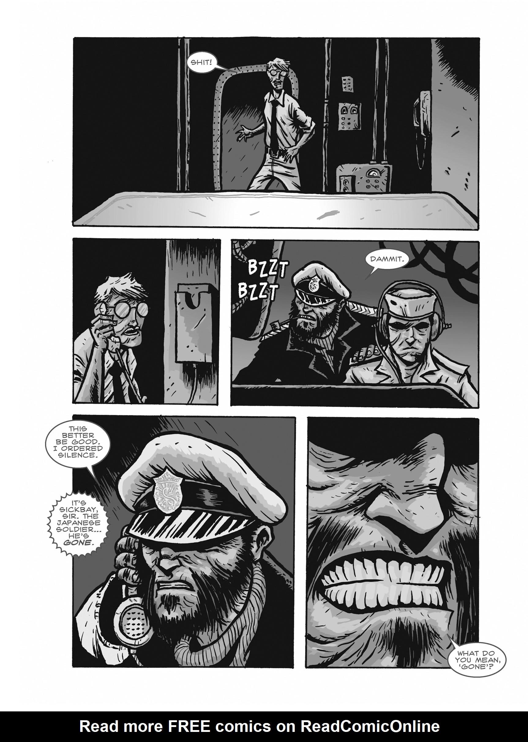 Read online FUBAR comic -  Issue #2 - 74