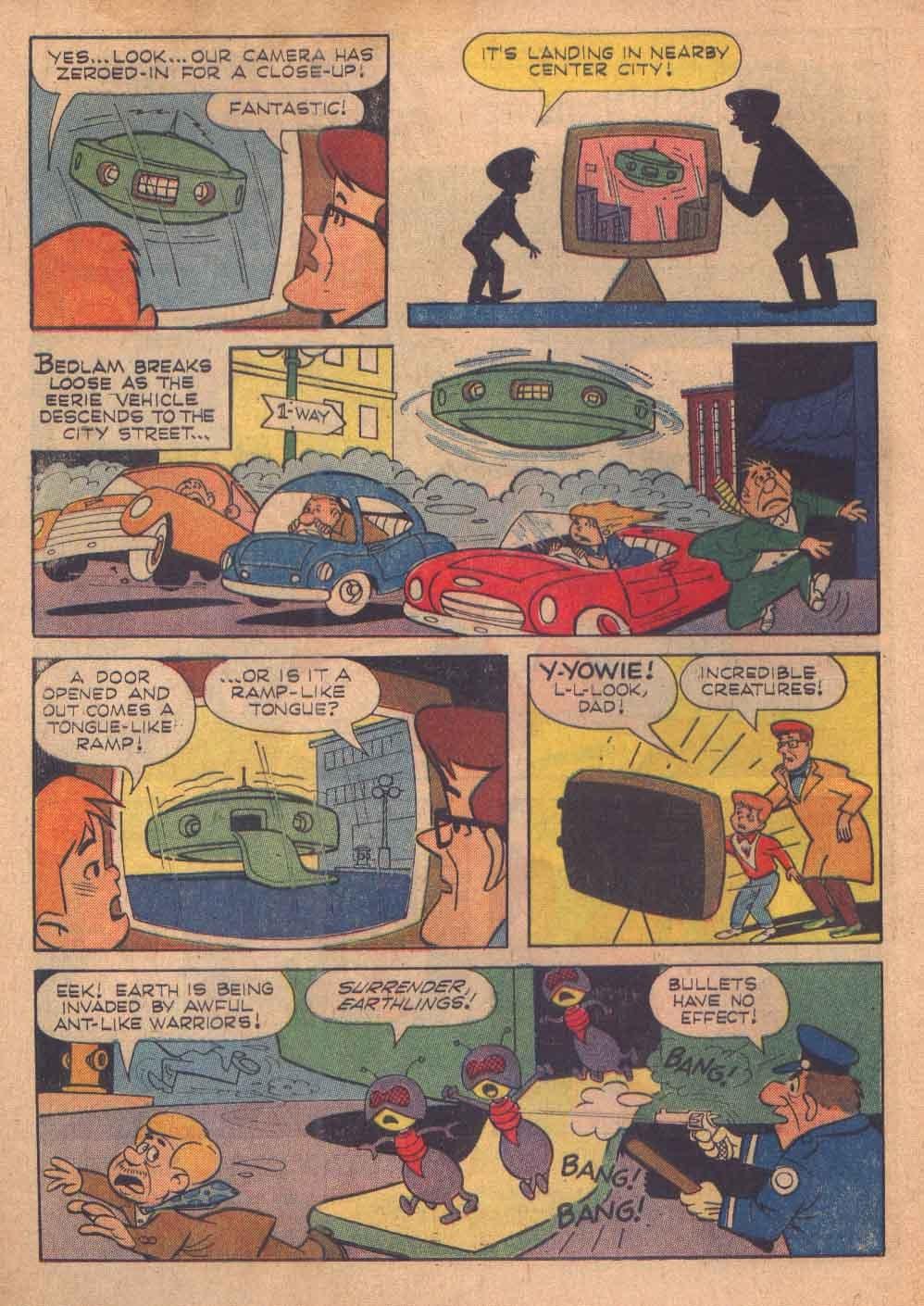 Read online Frankenstein, Jr. comic -  Issue # Full - 4
