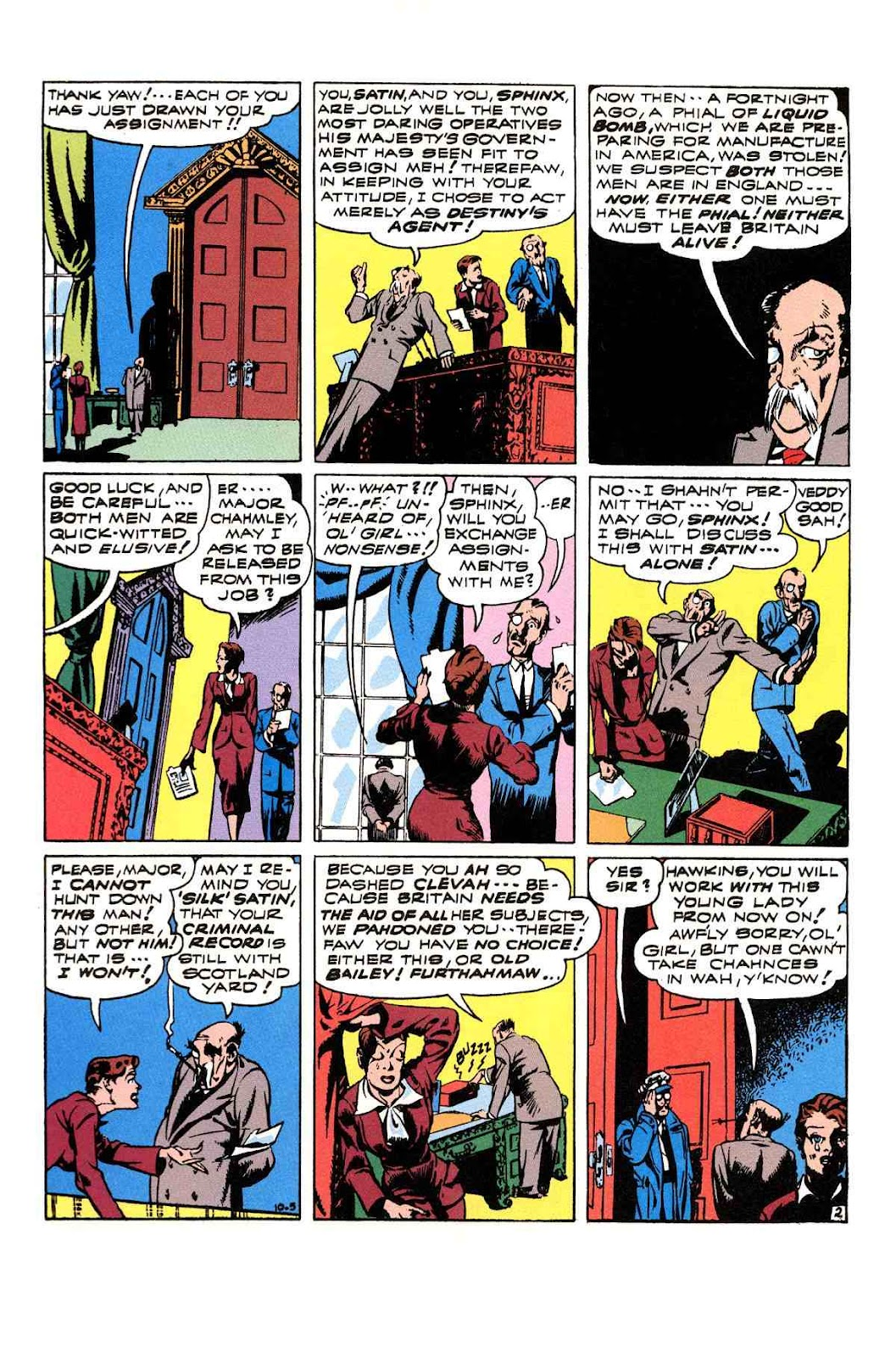 Read online Will Eisner's The Spirit Archives comic -  Issue # TPB 3 (Part 2) - 7