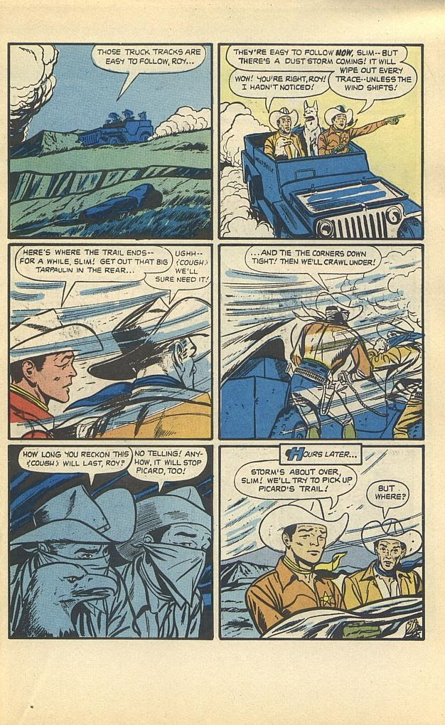 Read online Roy Rogers comic -  Issue #4 - 25