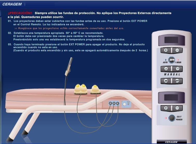 Panel de control de usuario 2 - 4 4