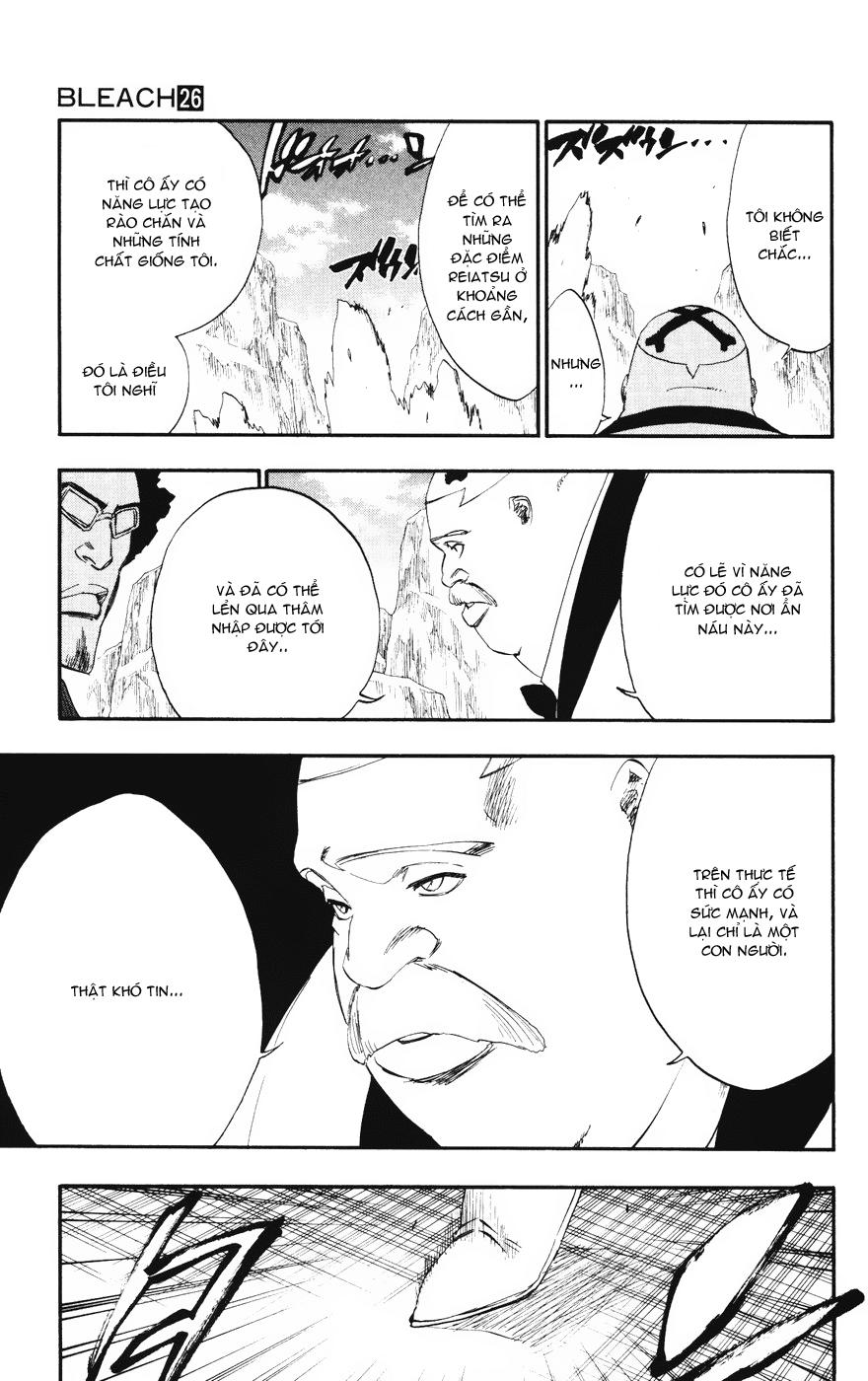 Bleach chapter 226 trang 4