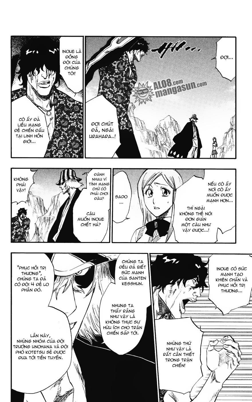 Bleach chapter 227 trang 15
