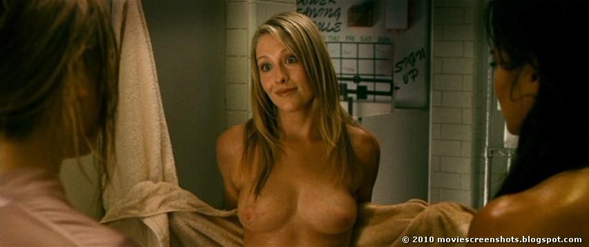 Baer lady naked