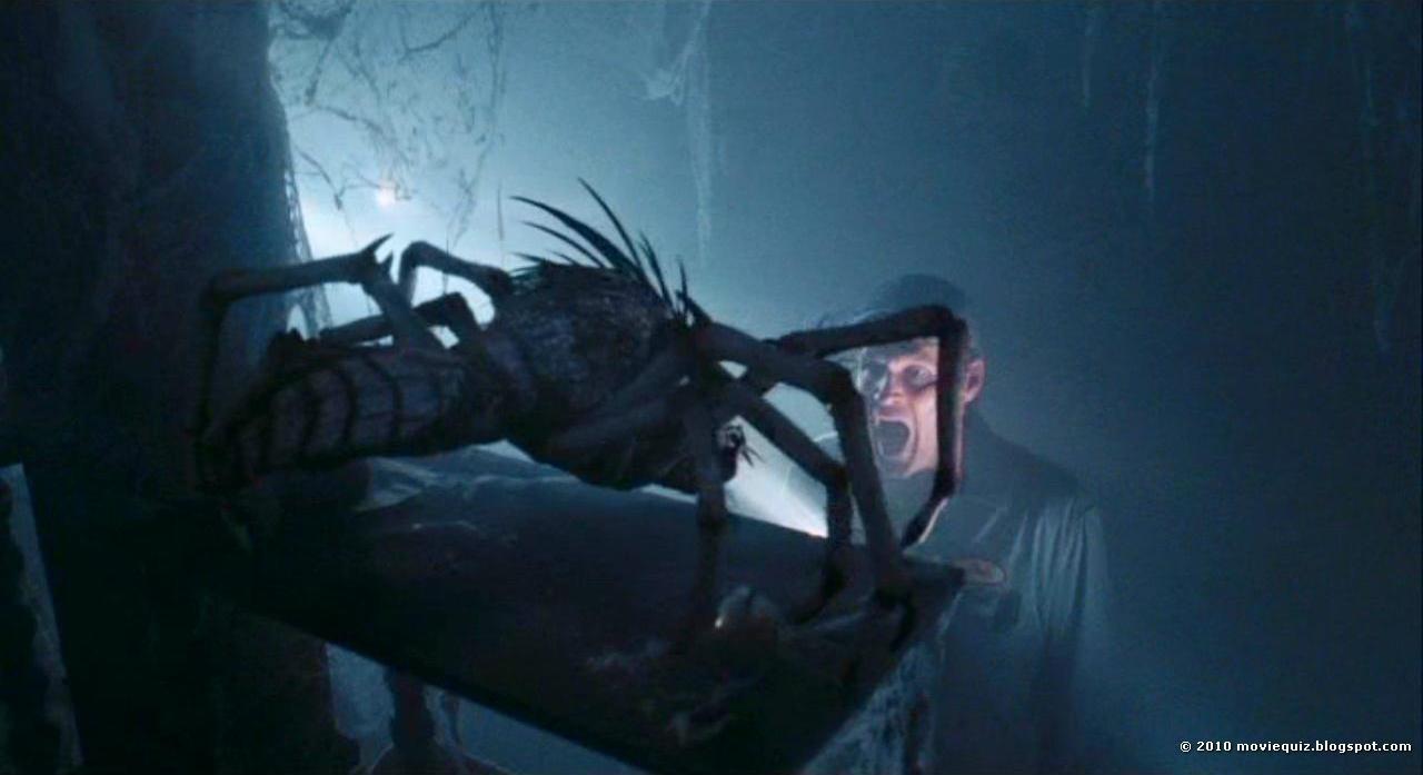 Vagebond's Movie ScreenShots: Mist, The (2007) It Stephen King Spider