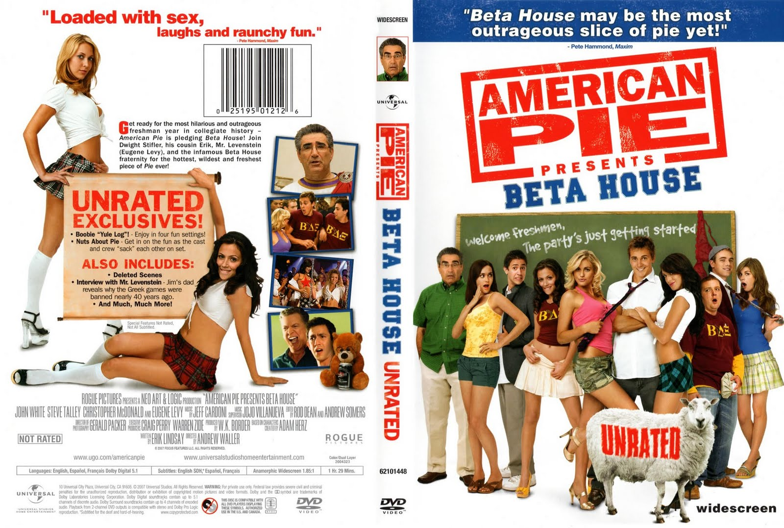 American Pie Presents Beta House Full Movie vagebond's movie screenshots: american pie presents beta