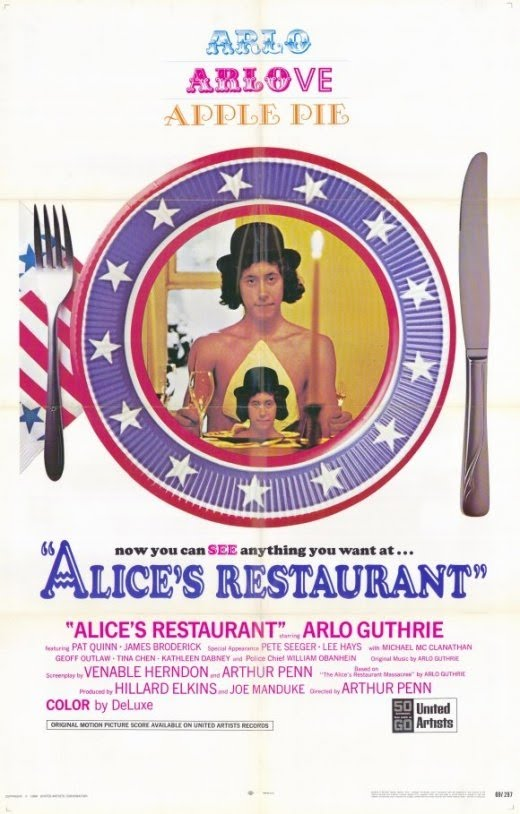 Who Was The Officer In Alice S Restaurant