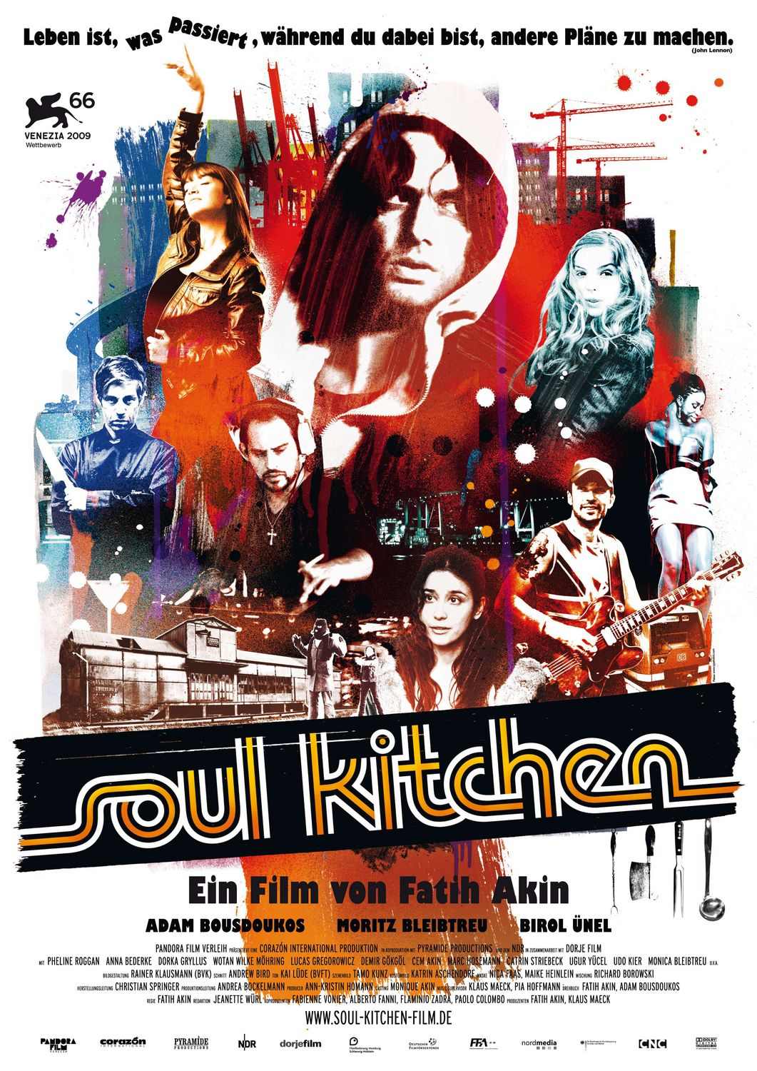 Kitchen And Soul