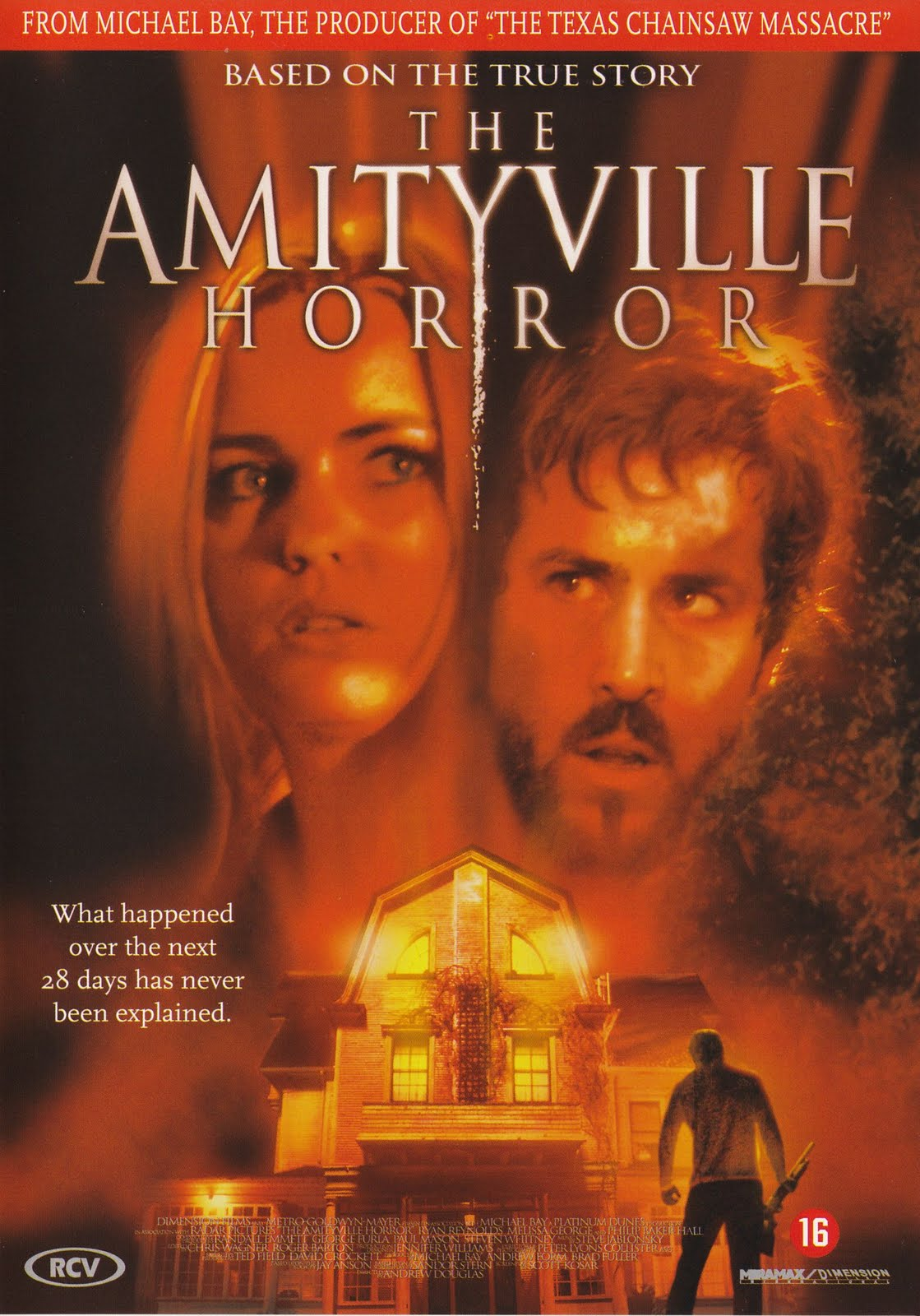 Vagebond 39 s movie screenshots amityville horror the 2005 for Amityville la maison du diable
