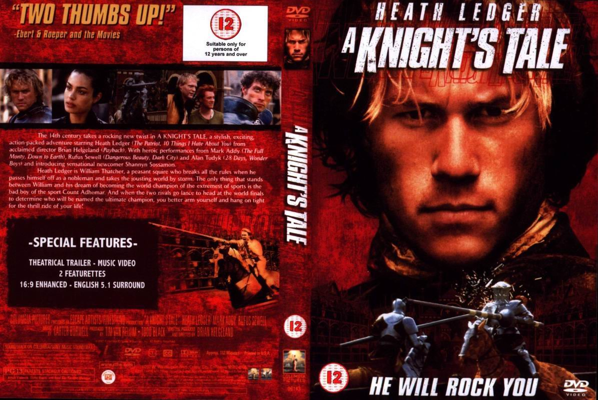 Vagebond's Movie ScreenShots: Knight's Tale, A (2001)