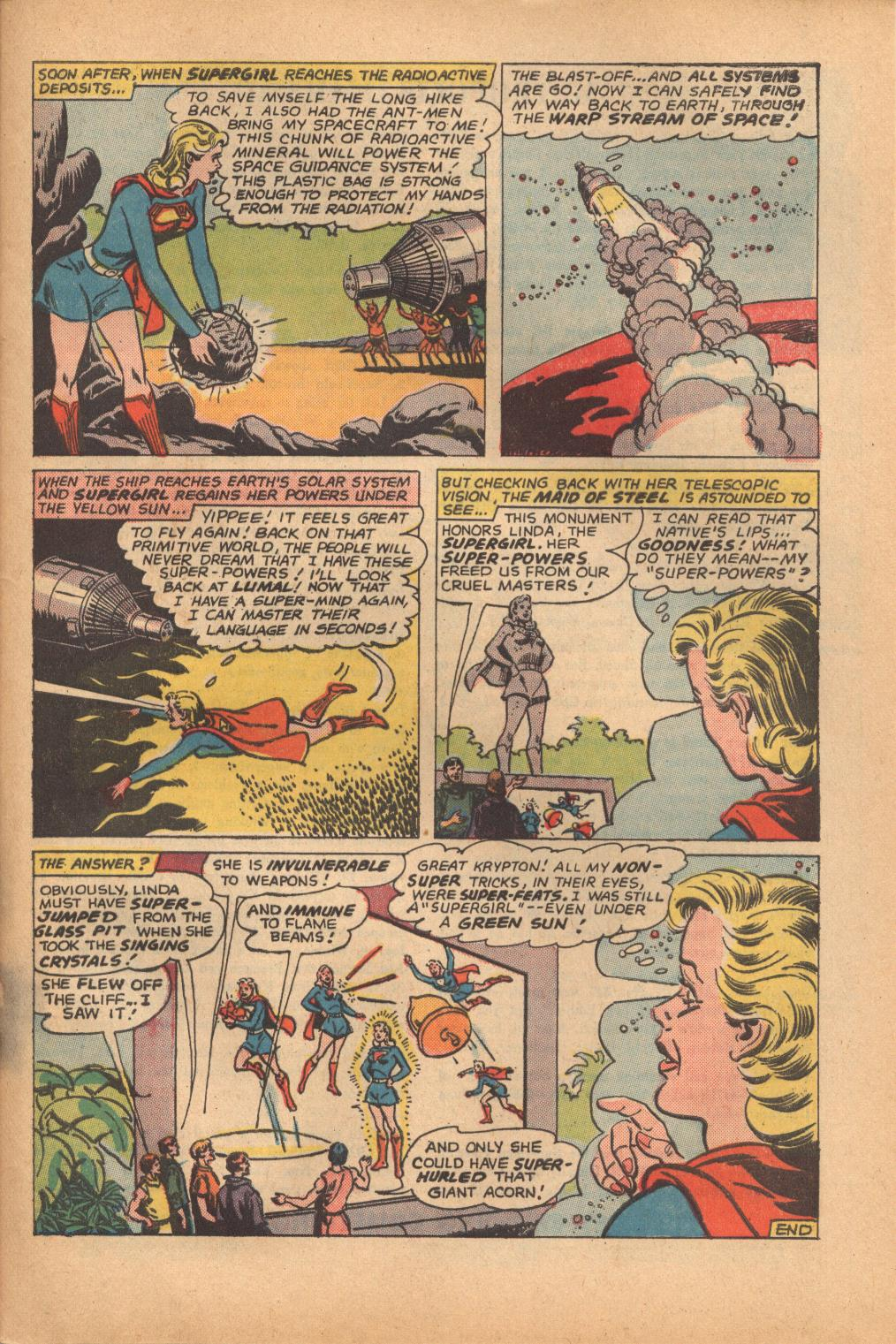 Read online Action Comics (1938) comic -  Issue #337 - 33