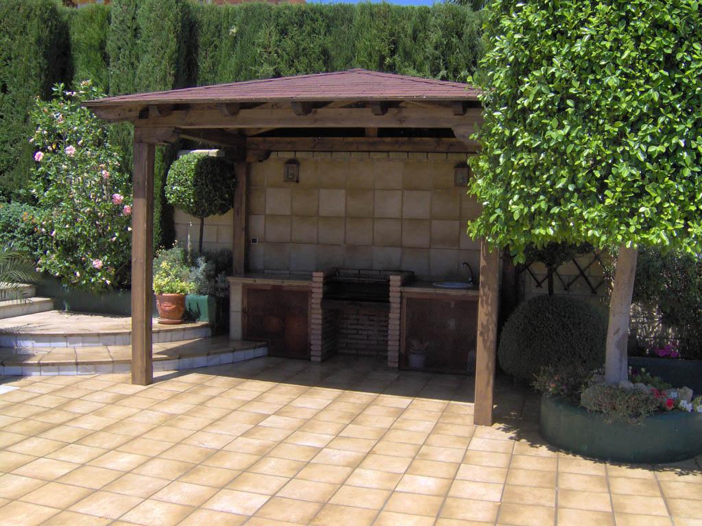 Pergolas sevilla pergolas de madera enero 2011 - Pergolas de madera en sevilla ...