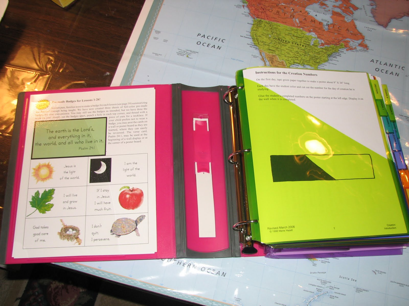 Treasures Unseen: Getting Organized.....oh, it's so much fun!