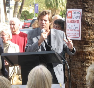 Things to Ponder: Dick Van Patten Honored on Palm Springs