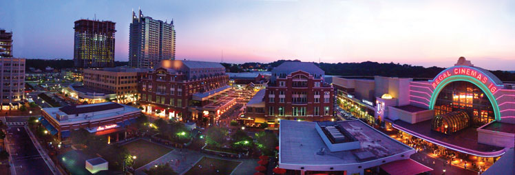 Sep 16, · Opened on October 21, , Atlantic Station is set up in the style of an outdoor mall, with many choices of shopping, dining, and a screen Regal movie theater.4/4().