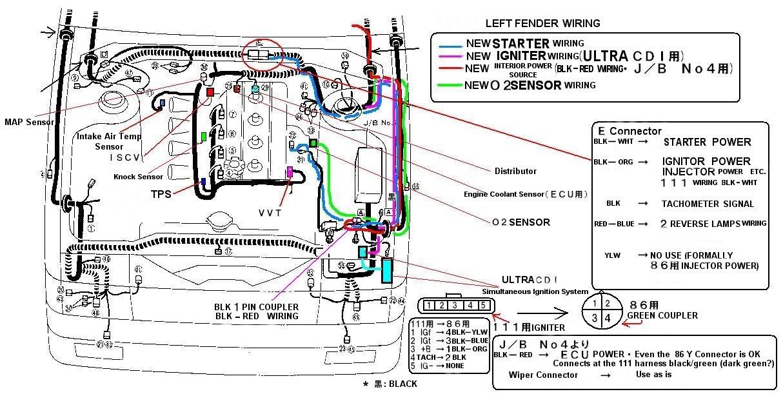 4age 20v distributor wiring diagram 2009 nissan sentra 1t schwabenschamanen de schematic rh 14 6 skullbocks 16v