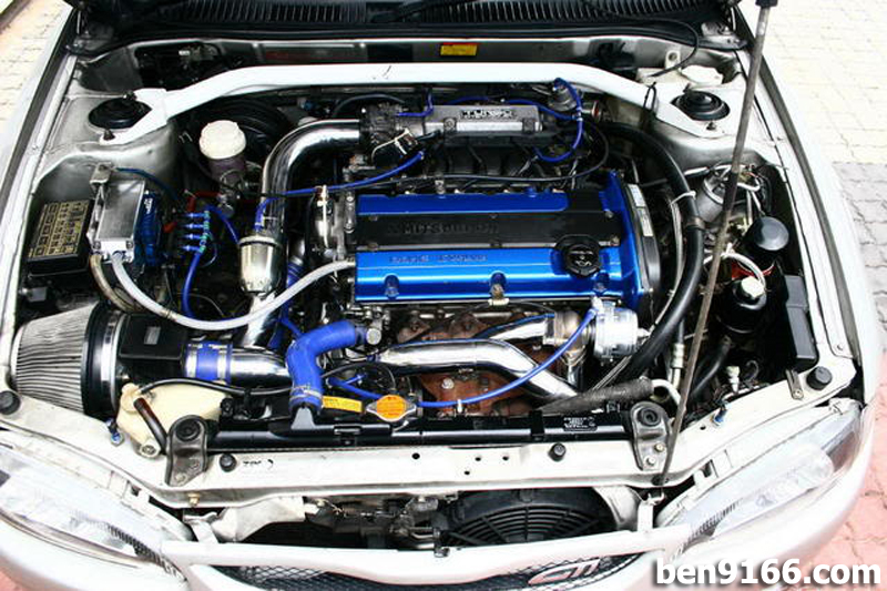 Jw Auto Sales >> 4G93T Modification From Mild To Extreme Part 1 - BEN9166