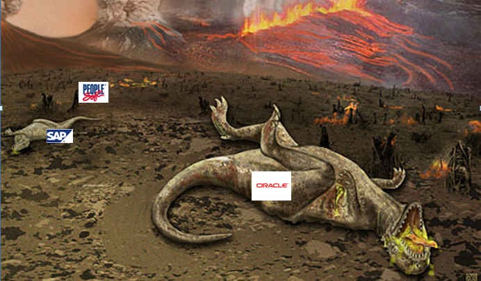 Ahmed S Universe Can Software Dinosaurs Reinvent