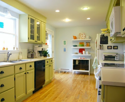 Choosing Kitchen Cabinets And Floors