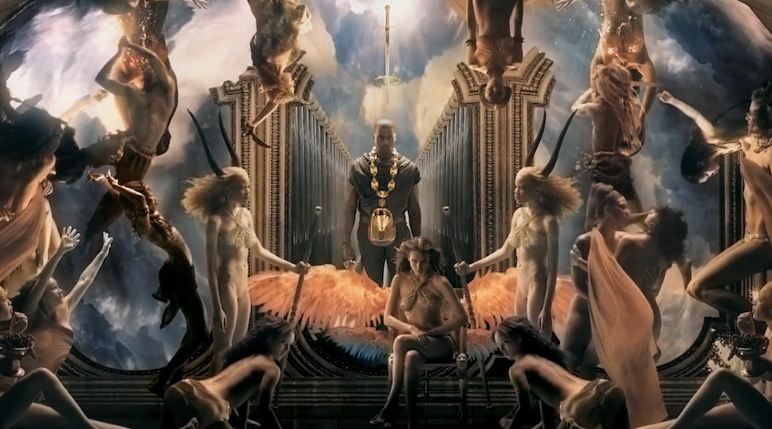 Kanye West Quot Power Quot Video Or Painting Explained Good border=