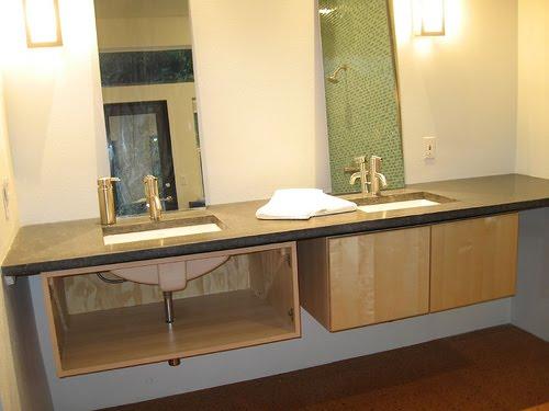 peppermags diy bathroom vanity. Black Bedroom Furniture Sets. Home Design Ideas