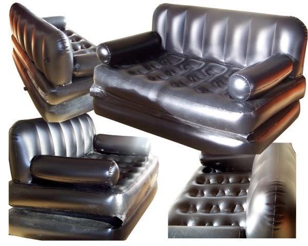 canape divan lit matelas gonflable 5en1 bestway 36 90 l 39 unit grossiste meubles. Black Bedroom Furniture Sets. Home Design Ideas