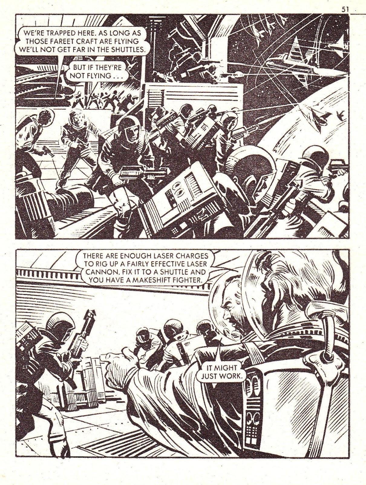 Starblazer issue 72 - Page 51