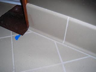 Lori Albright Baseboard Ceramic Tile