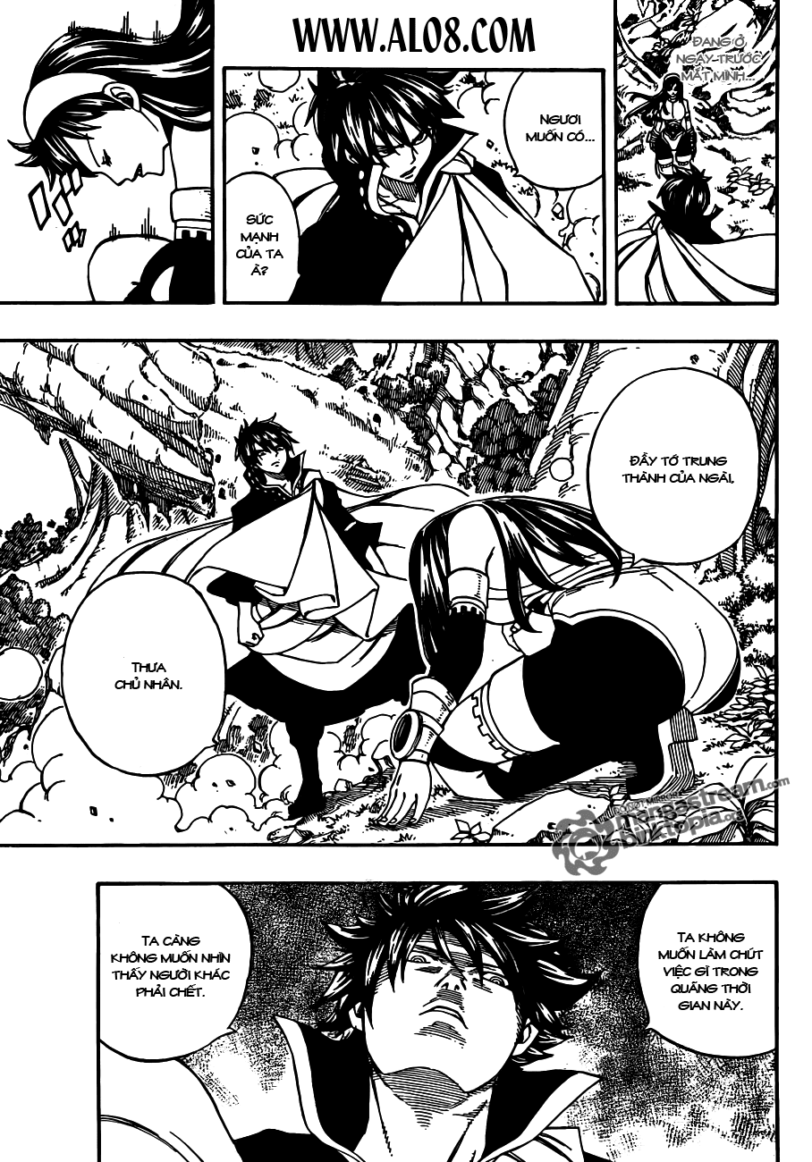Fairy Tail chap 221 trang 5