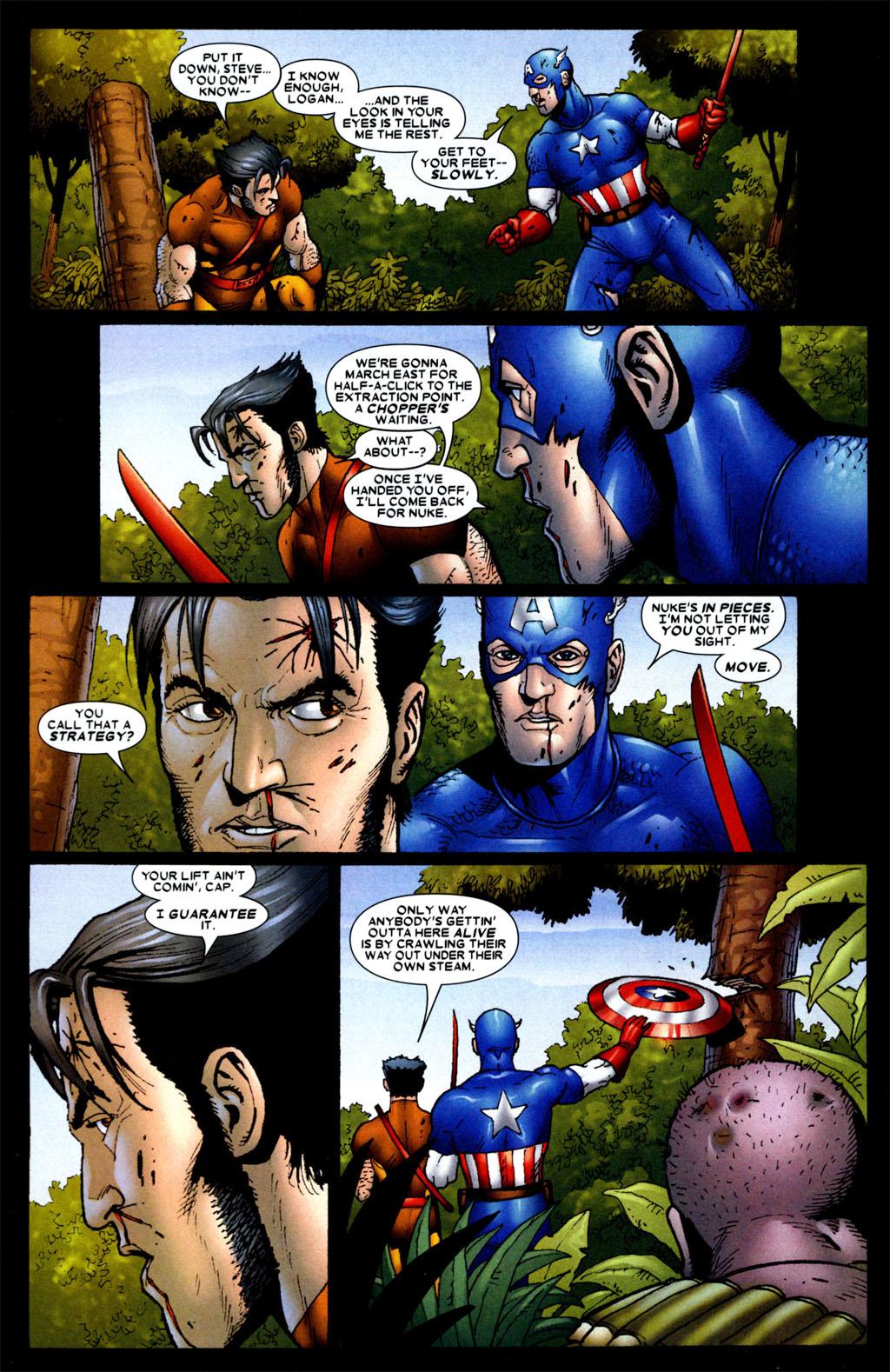 Read online Wolverine: Origins comic -  Issue #4 - 16