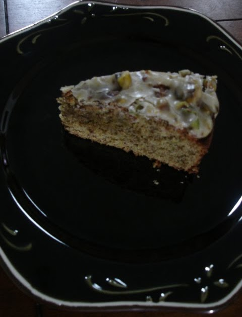 Rose Bakery Pistachio Cake